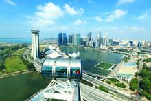 SINGAPORE - April 13: View Of ...