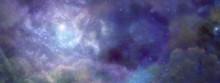 Deep Space Website Banner