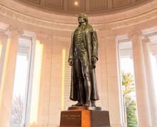 Statue Of Thomas Jefferson Washington DC