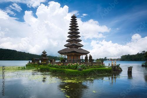 Foto op Plexiglas Indonesië Temple Pura Ulun Danu, Bali, Indonésie