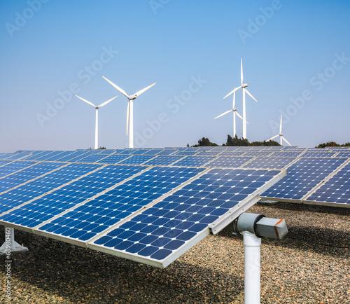 Fotografía  clean energy background