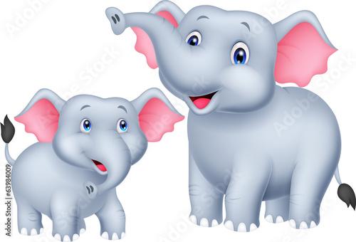 matka-i-dziecko-slonia