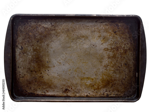 stained baking tray Canvas-taulu