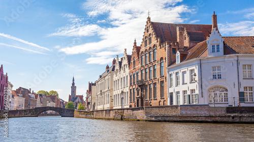 In de dag Brugge Waterfront in Bruges
