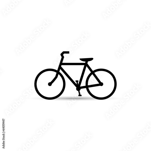 Photo Bicycle Illustration