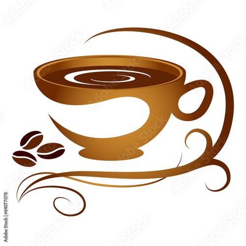 filizanka-kawy-z-wzorem