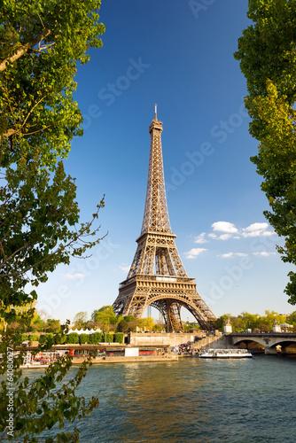 Printed kitchen splashbacks Eiffel Tower Eiffelturm Paris