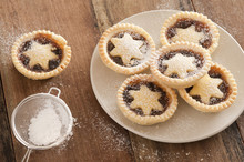 Delicious Christmas Mince Pies...