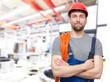 Facharbeiter im Maschinenbau // Engineering