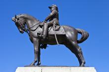 King Edward VII Monument In Li...