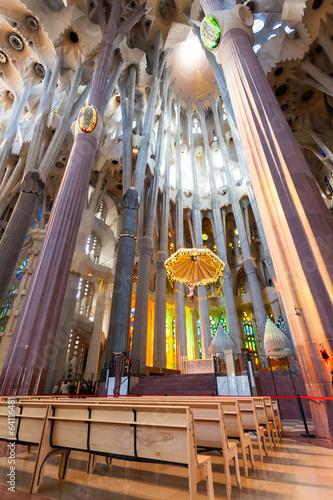 Papiers peints Barcelona Sagrada Familia, Barcellona, Spagna