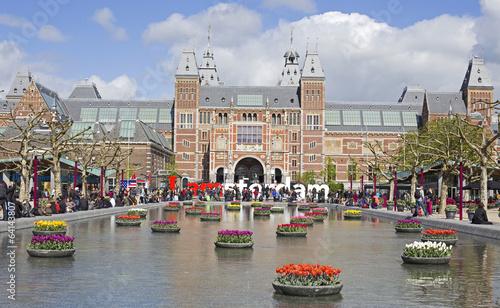 amsterdam landmark