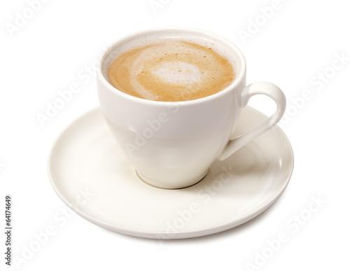 Fotografie, Obraz  latte cup
