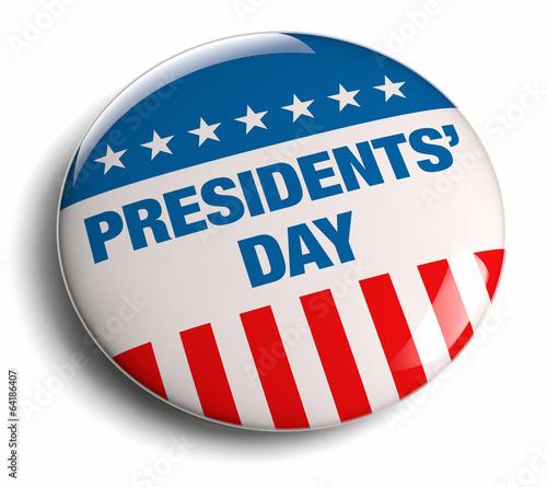 Fotografía Presidents' Day USA