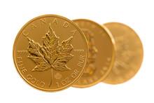 Canadian Gold Maple Leaf One O...