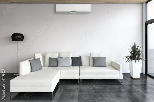 Fototapety, obrazy: Living room