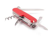 Swiss Army Knife Open