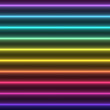 Abstract Colorful Glow straight Lines