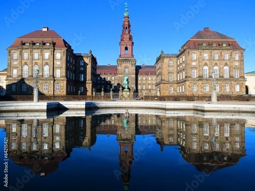 Photo  Christansborg Slot, Copenaghen