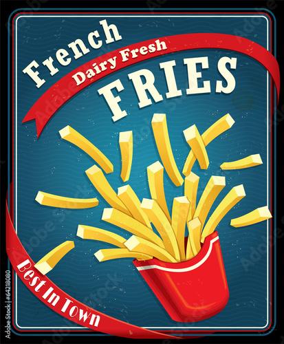 sztuka-plakatu-fast-food-z-frytkami