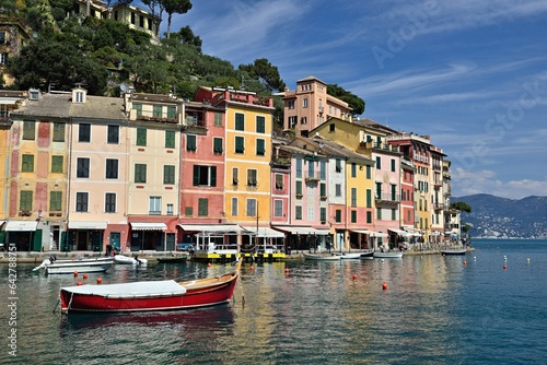 Canvas Prints Liguria Portofino | Ligurien