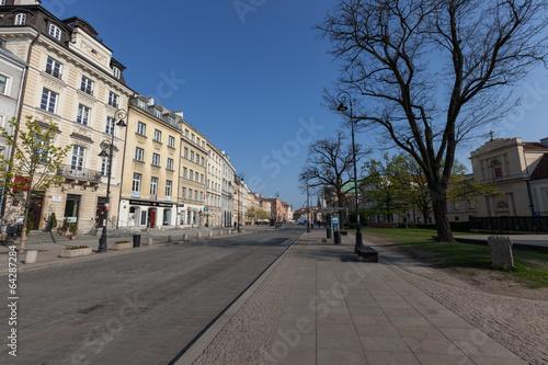 Foto op Plexiglas Caraïben Königsweg Nowy Swiat Warschau