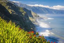 Northern Coast Near Boaventura...