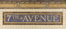 Seventh Avenue Station Subway ...