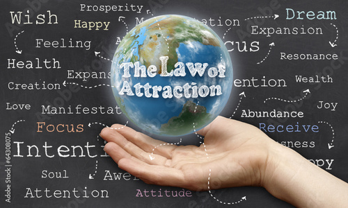 Photo  Law of Attraction
