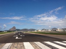 Sugarloaf From Airport, Rio De...