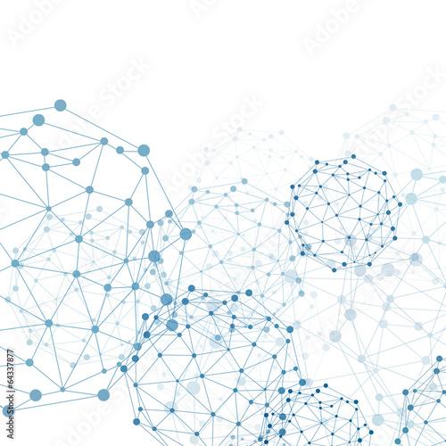 kula-ramka-z-drutu-koncepcja-sieci