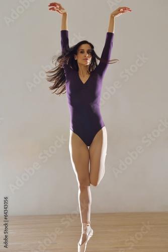 modern style ballet Canvas-taulu