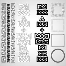 Celtic Knots, Patterns, Frameworks