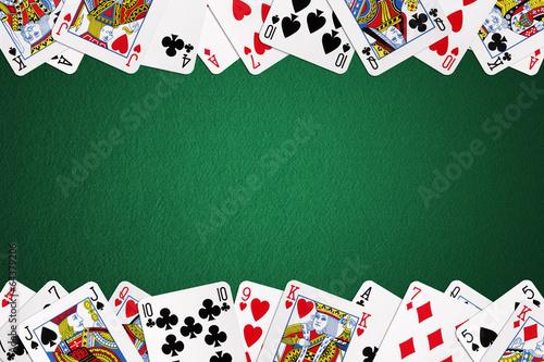 Foto  Kartenspiele