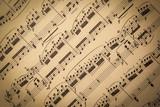 Vintage Sheet Music - 64381448