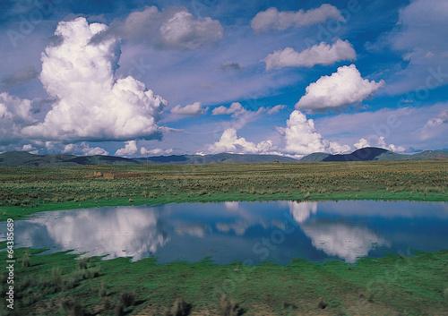 Foto auf Gartenposter Gebirge 페루 여행포토
