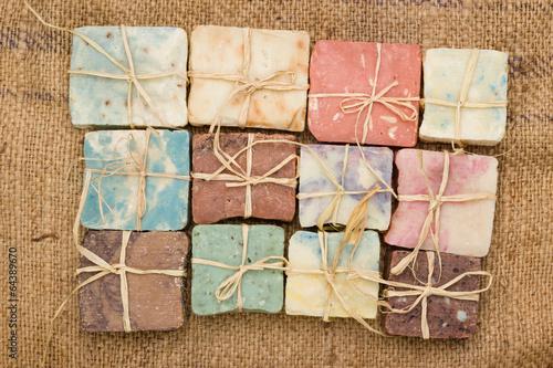 Fotografie, Obraz  Handmade soap