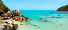 Coral Beach Panorama