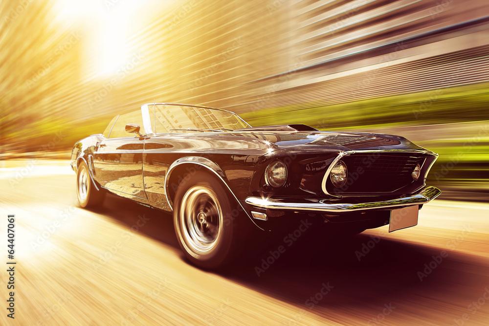 Fototapety, obrazy: Classic Cabriolet