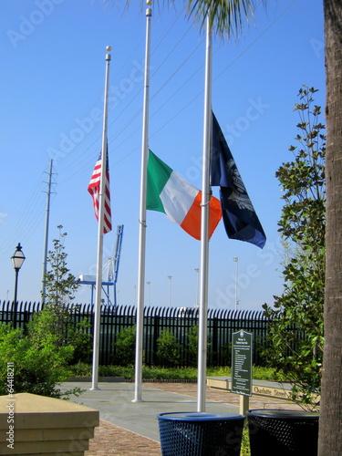 Foto op Plexiglas Zuid Afrika Irish memorial park
