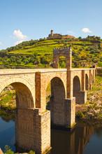 Alcantara Roman Bridge, Extrem...
