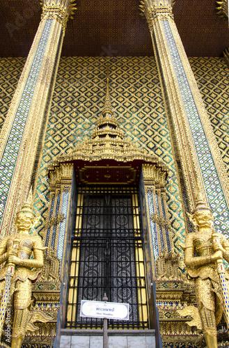 Phra Mondop at Grand Palace in Bangkok, Thailand Poster