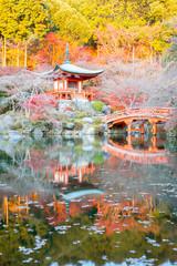 Obraz na PlexiDaigoji Temple Kyoto