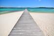 Summer Beach on the Island