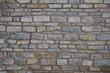 paved gray wall