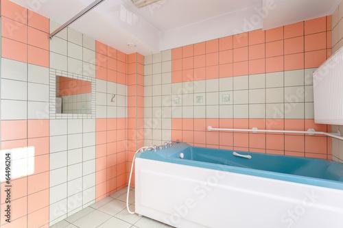 Fényképezés Balneotherapy bath