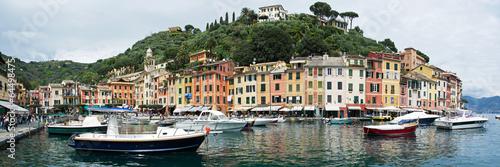 Canvas Prints Portofino, Ligurien, Italien
