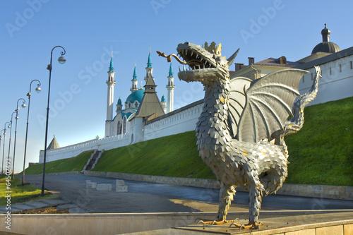 Staande foto Kiev Kazan, Russia