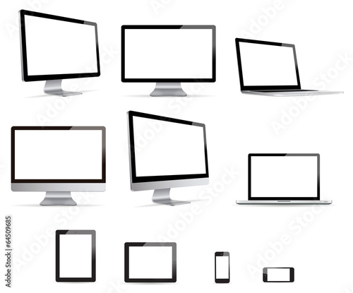 elektronische Geräte - device collection