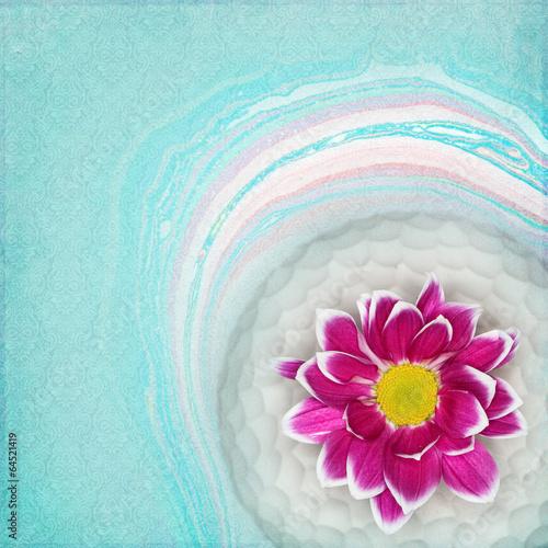 shabby-chic-tlo-z-purpurowym-kwiatem